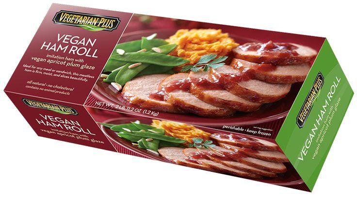 Vegan Ham Roll Vegetarian recipes easy, Vegetarian