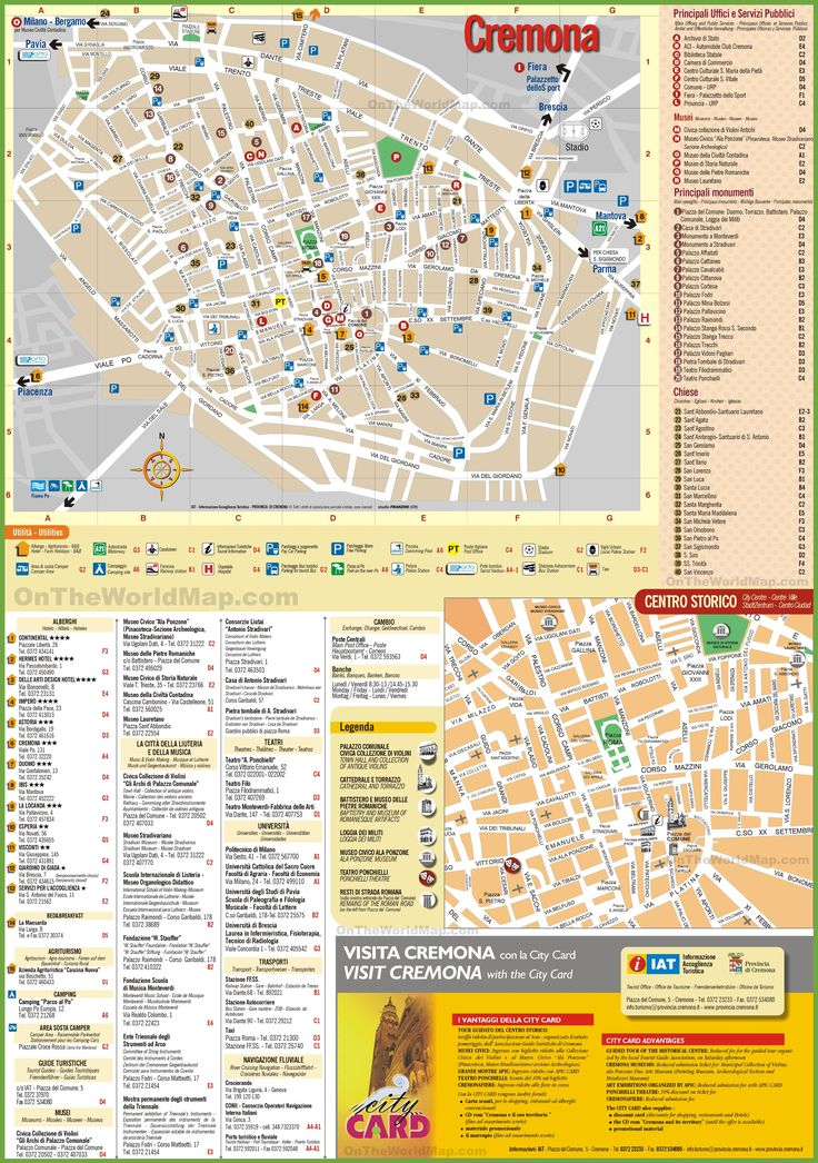 20 best Wochy 2017 images on Pinterest Cards Maps and Tourist map