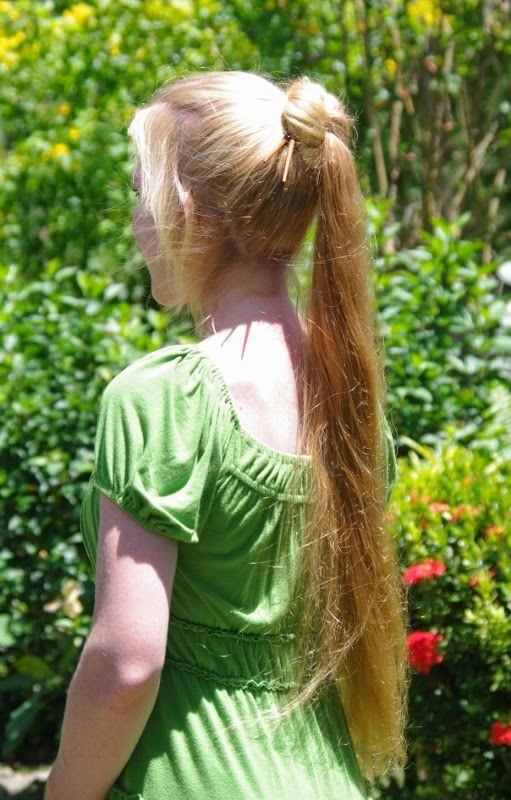 Braids Amp Hairstyles For Super Long Hair Blonde Ponytail