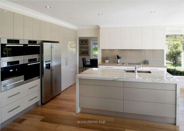 kitchen ideas and designs 2. Modern Kitchen Flooring Ideas With Wooden Hardwood  for White Design G 184 best images on Pinterest designs