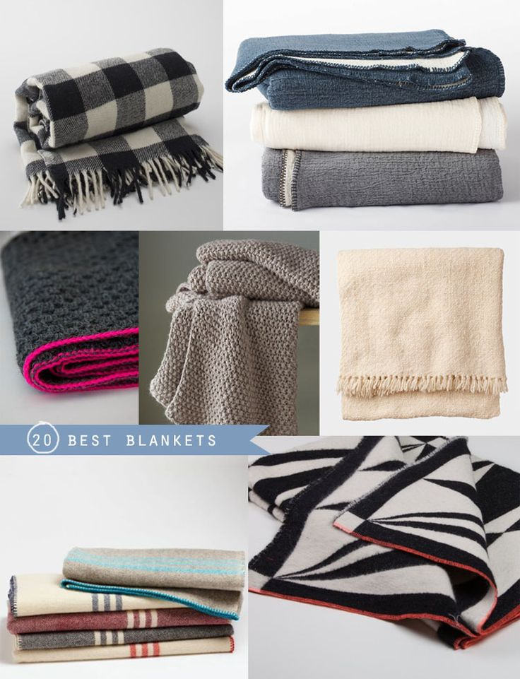 Best Blankets {favorite 20}