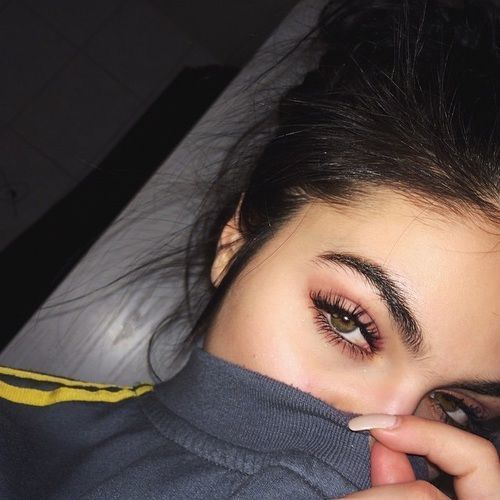 "brows don't need to be literally on point to be ""fleeky"""