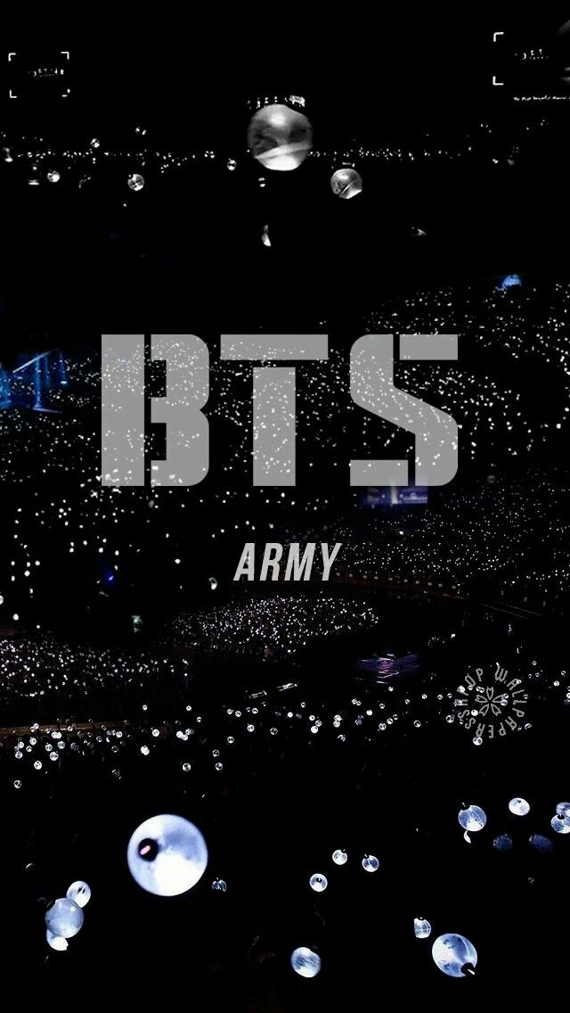 I'm proud forma been ARMY
