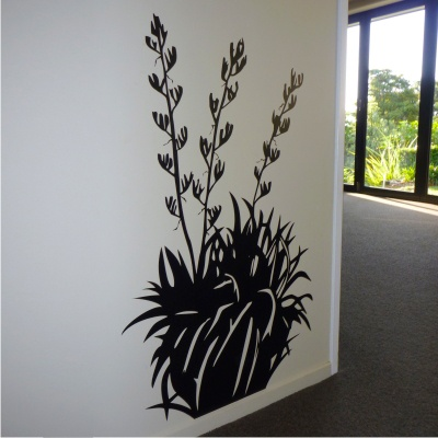 Best Fern Silhouettes Images On Pinterest Silhouettes Fern - Wall decals nzsilver fern kia ora new zealand maori wall sticker vinyl decal ebay