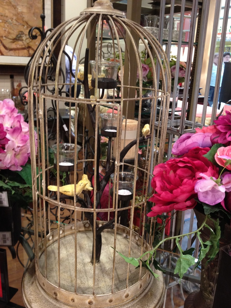 Love this cage from the NEW Bowring =)