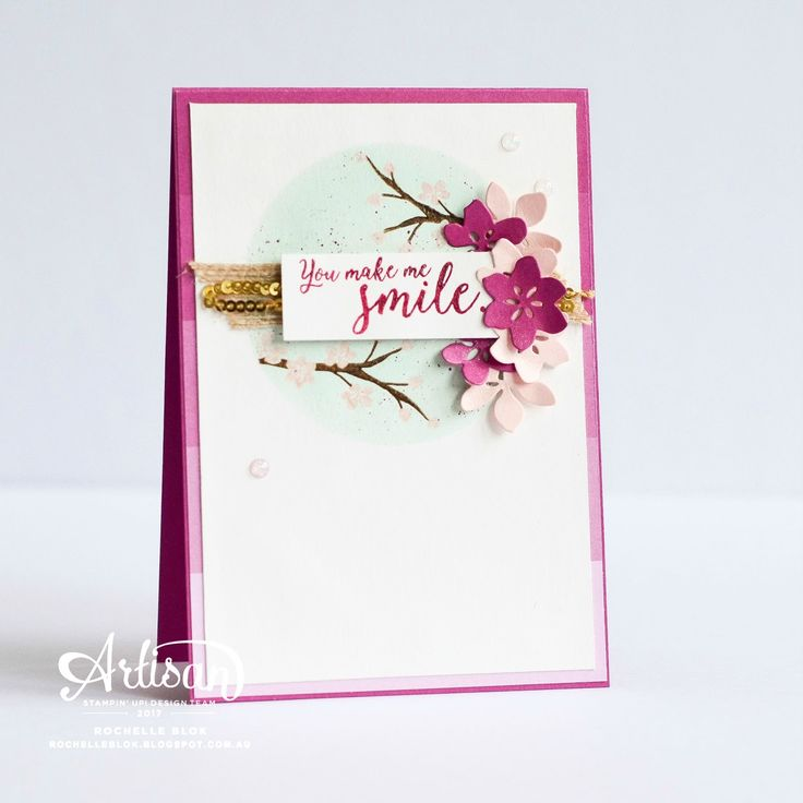 Hello there stamping friends. Welcome, welcome to another Stampin' Up! Artisan Design Team Blog Hop. We are bringing you lots of different ...