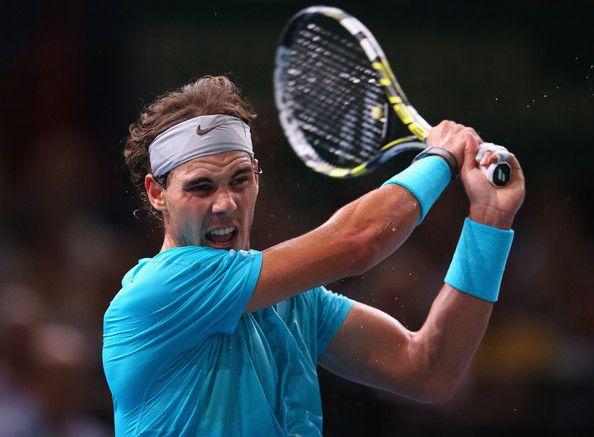 Rafael Nadal - BNP Paribas Masters - Day Six