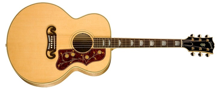 Gibson J-200 Standard Antique Natural - Westernguitarer