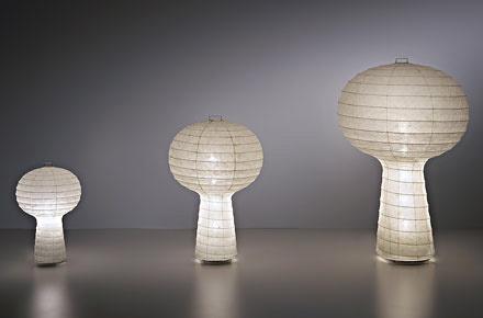 Jasper Morrison Porcini Lamp