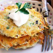 The Comfort of Cooking » Crispy Scallion Potato Pancakes