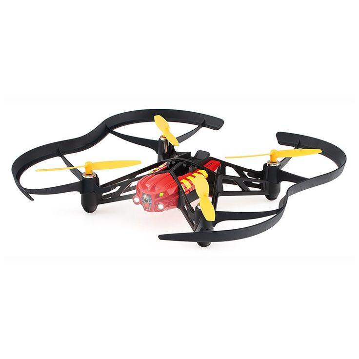 Recensione Parrot Airborne Night e iPad: il drone giocattolo per tutti