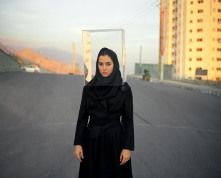 "from series ""Listen"" by Newsha Tavakolian"