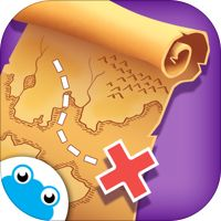 The Amazing Quest, the forgotten treasure - An adventure game for kids by Chocolapps SAS
