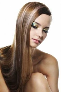 Brazilian Keratin Hair Treatment Instructions: How to Straighten Your Hair at Home Using a Keratin Treatment - creates straight, shiny hair.