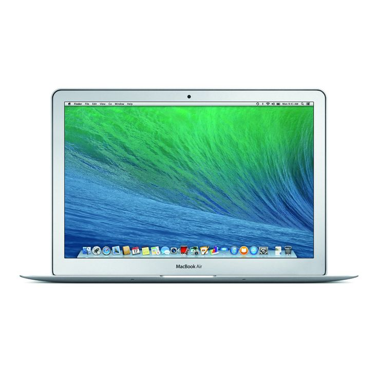 apple macbook air 13 3 intel core i5 dual core. Black Bedroom Furniture Sets. Home Design Ideas