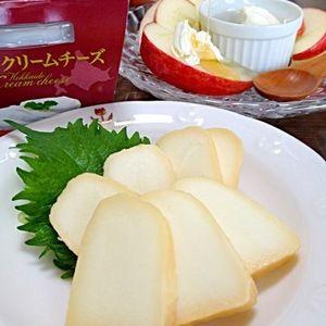 モッツァレラのみそ漬け&麺つゆ漬けです☆+by+ひまわりさん+|+レシピブログ+-+料理ブログのレシピ満載! これ超旨!デスw。味噌か麺つゆかwお好みで。これモッツァレラ?という位大変身!美味しいです☆ちみちみ食べながらゴクゴクいけるヤツですw。 林檎&クリチの甘いおつまみはお子ちゃまにも♪おやつにどうぞ☆