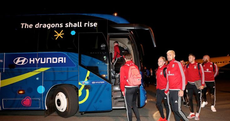 The tagline that has become synonymous with the Wales football team has been sidelined in favour of 'The Dragons shall rise'