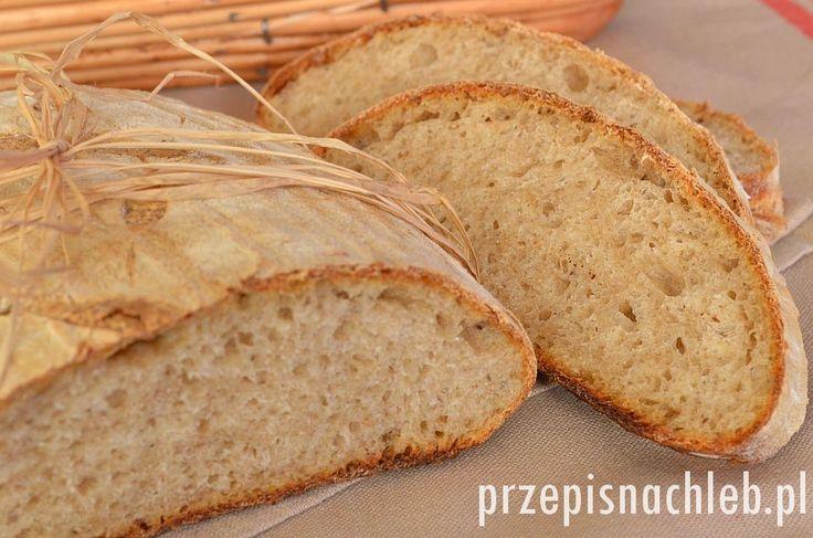 Dziś Światowy Dzień Chleba! Bierzemy udział i zapraszamy innych chętnych na www.kochtopf.me/announcing-world-bread-day-2013-8th-edition. Z tej okazji przygotowałam ciemny chleb pszenno-żytni na zakwasie. Bardzo prosty chleb pszenny z dużą ilością żytniego, razowego zakwasu. Nie wymaga wcześniejszego przygotowania zaczynu, wystarczy sam aktywny zakwas. Dzięki tak dużej ilości zakwasu chleb jest cięższy, ciemniejszy i bardziej chlebowy :). Przygotowanie Mąkę […]