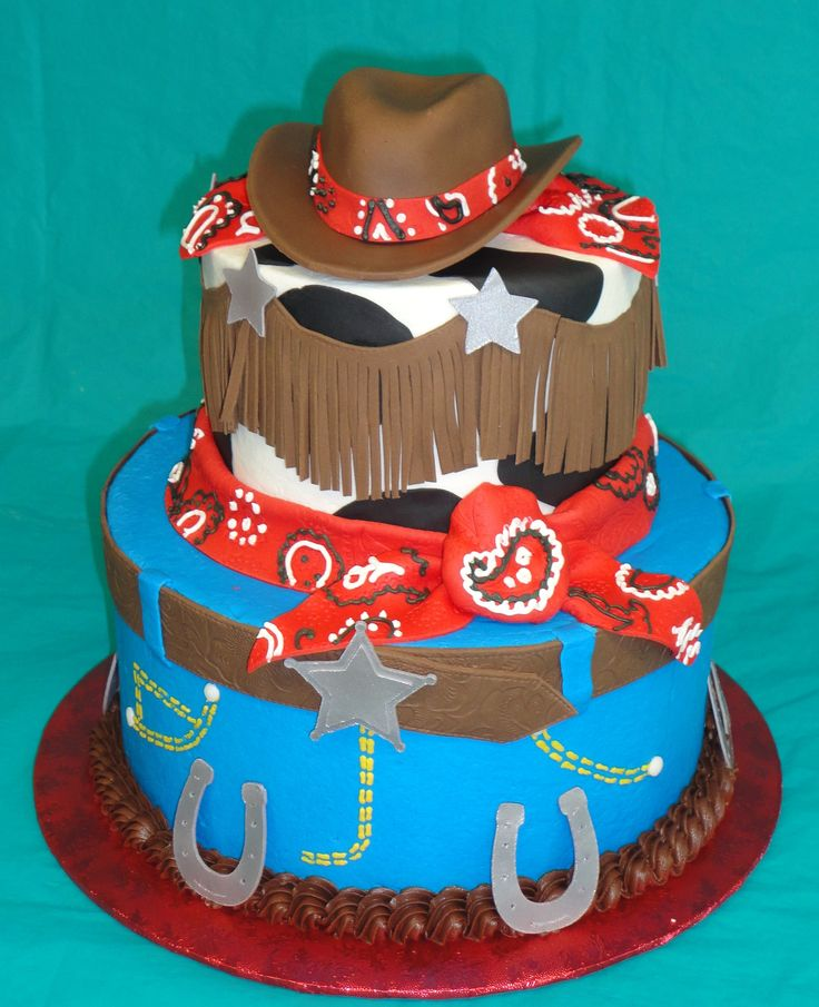 The 25 best Western birthday cakes ideas on Pinterest Horse