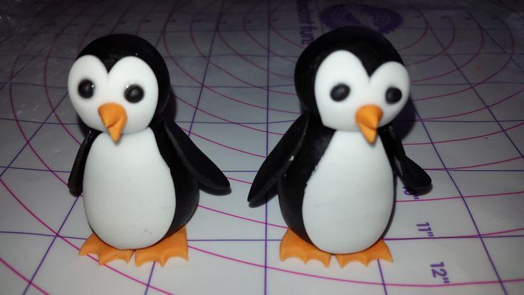 Pingviner fra arken