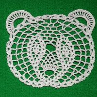 How-To: Panda Doily Pattern all kinds of patterns here