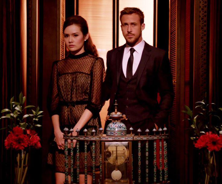 Ryan Gosling 'Only God Forgives' style