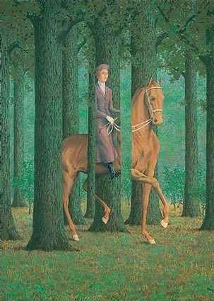 Inconsistent Images | Rene Magritte