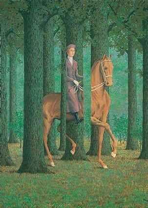 Inconsistent Images | Rene Magritte