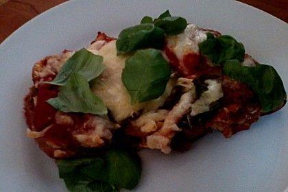 Lasagne senza Lasagne, ein beliebtes Rezept aus der Kategorie Auflauf. Bewertungen: 1. Durchschnitt: Ø 3,0.