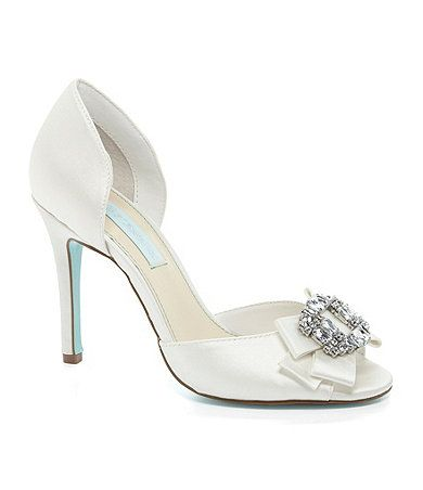 17 Best Images About Wedding Shoes On Pinterest Betsey Johnson Pump And Dr