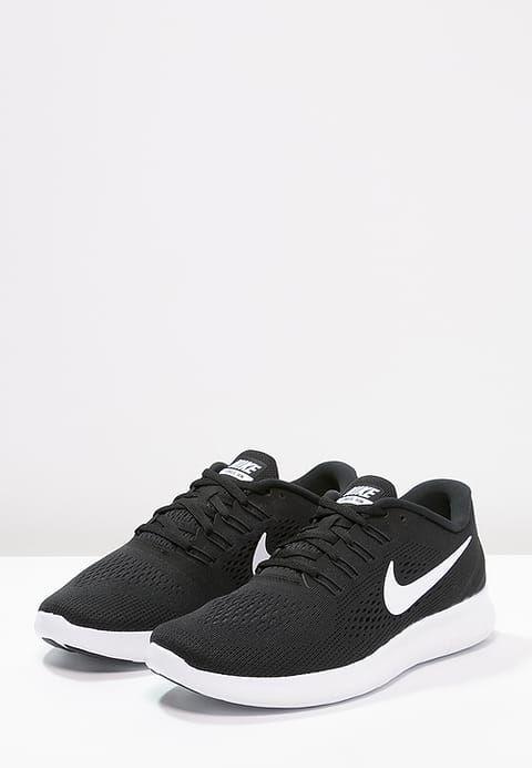 Natural Running Nike Performance FREE RUN - Chaussures de course neutres - black/white/anthracite noir: 88,00 € chez Zalando (au 15/04/17). Livraison et retours gratuits et service client gratuit au 0800 915 207.