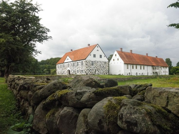 Places to visit in Skåne, Sweden Hovdala slott is an authentic historical place near Hässleholm. It has the power to literally take you back in time a few hundred years. Especially during the knigh…
