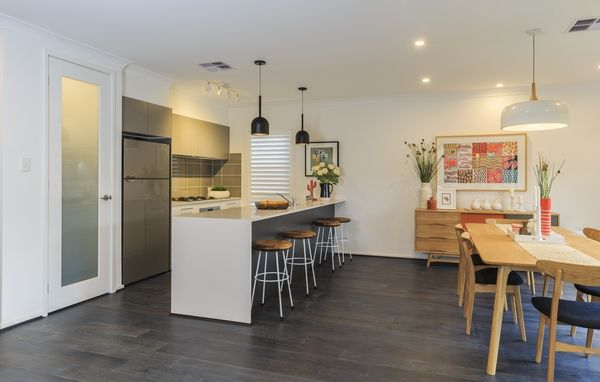 #kitchen #living #dining