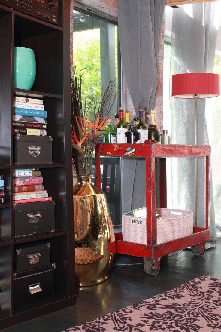 best bar carts images on pinterest bar carts mini bars and