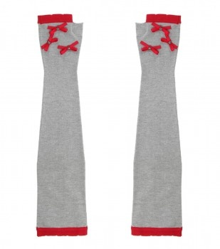 Ah,Alannah Hill.... These arm warmers are adorable!