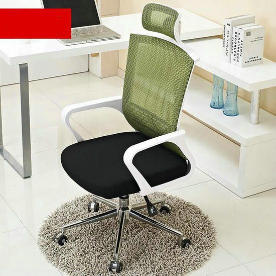 Gaming Computer Chairs/white Desk Chairs/high Back Office Chairs / White  Meshu2026