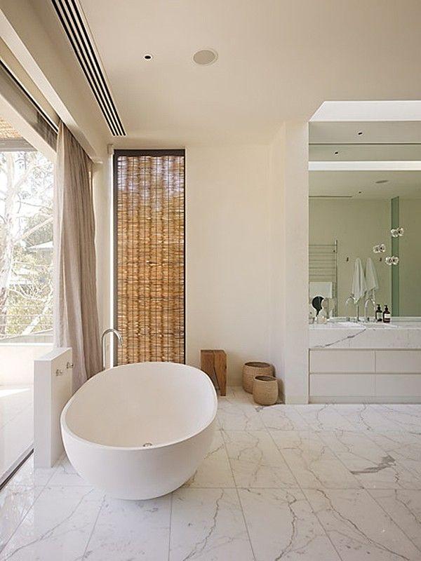 susi leeton melbourne yarra house bathroom interior