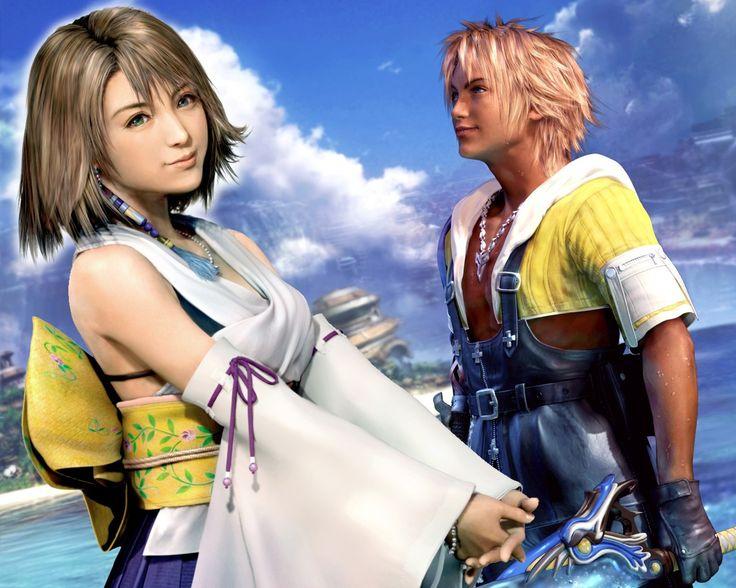 Final Kingdom: Final Fantasy X / X-2 Wallpapers