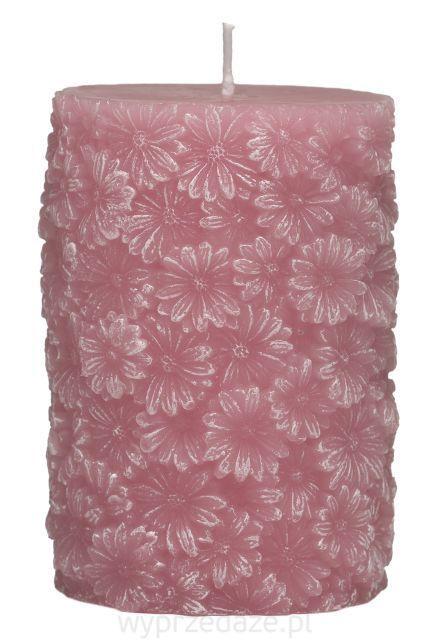 Świeca Blume d7 h10cm