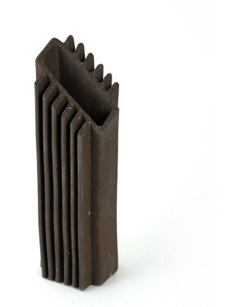 Max Cheprack Ceramics   Extruded Clay Form. Wall InstallationContemporary  ArtModeling