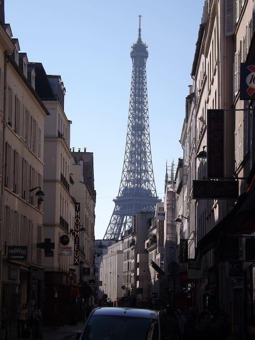 Eiffel Tower, Saint Germain Des Prés ,Montparnasse - Departamentos en alquiler en París