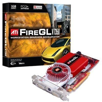 ATI FIREGL V7350 GRAPHICS DRIVERS UPDATE