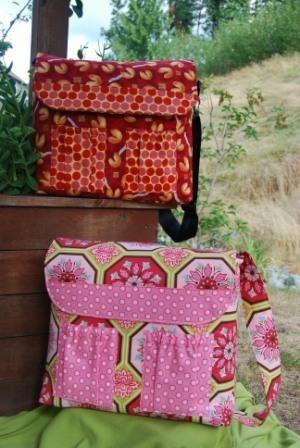 Diaper bag Backpack sewing pattern