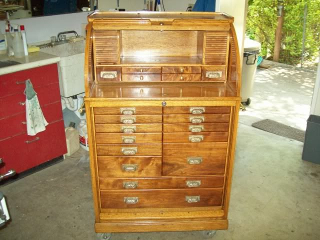 Wood Tool Chest ~ Wooden machinist tool box plans woodworking projects