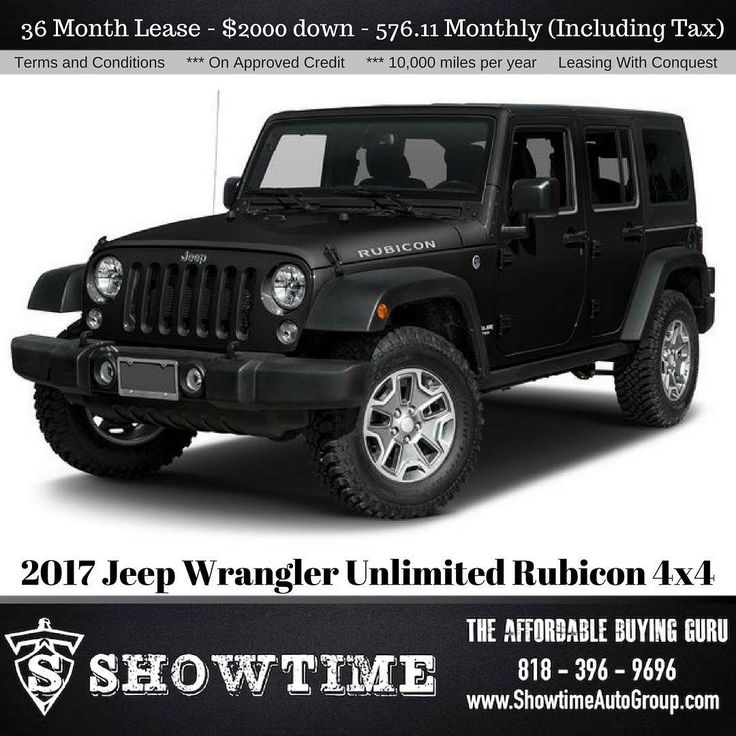 The 25+ best Jeep wrangler unlimited lease ideas on Pinterest - month to month lease