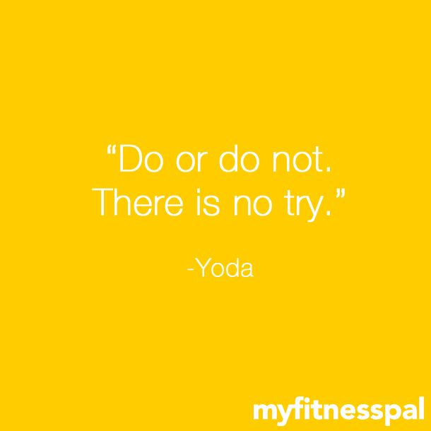 Yoda Quote There Is No Try: Best 25+ Yoda Try Quote Ideas On Pinterest