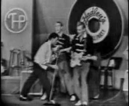 Gene Vincent - Rip It Up 1958