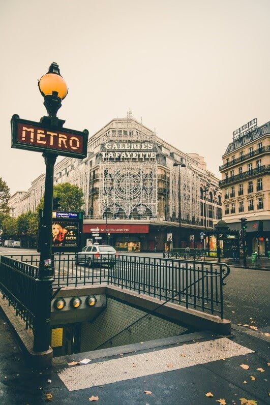 How to use Paris Metro, Step by Step Guide to not Get Lost