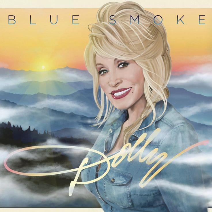 Dolly Parton - Blue Smoke on 180g LP