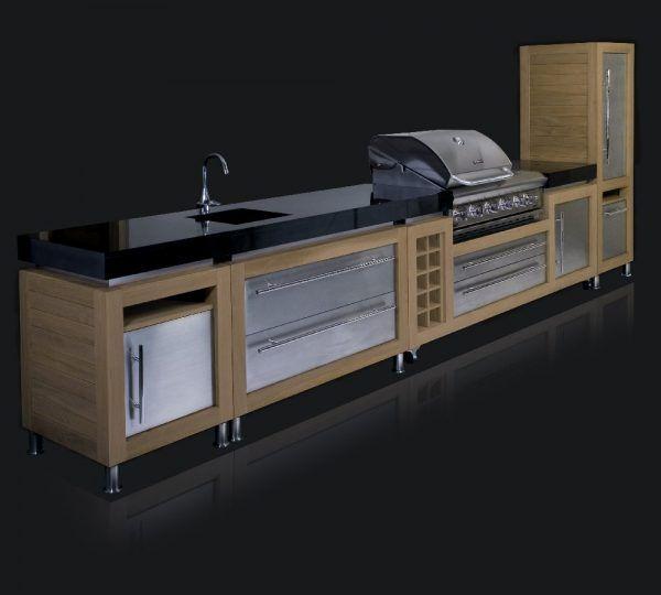 Stainless Steel Modular Kitchen Cabinets Chandigarh: 25+ Best Ideas About Modular Outdoor Kitchens On Pinterest